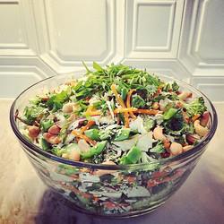 Asian Chop Salad