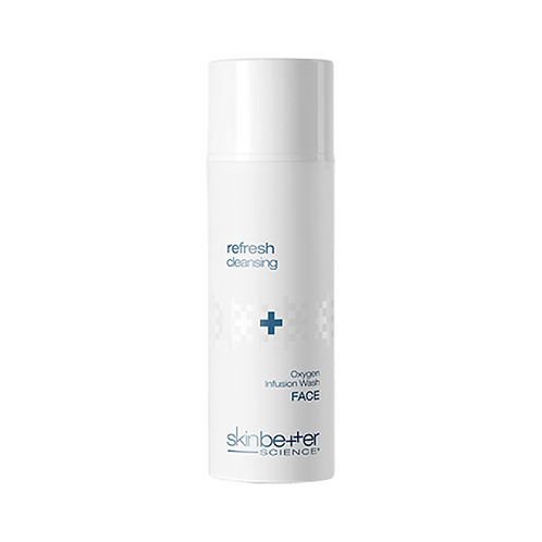 Oxygen Infusion Wash Cleanser
