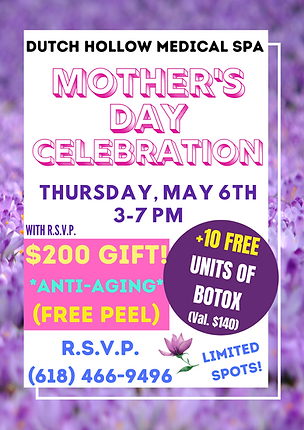 MOTHERS DAY EVENT 2021 FLYER POST  MAY 6