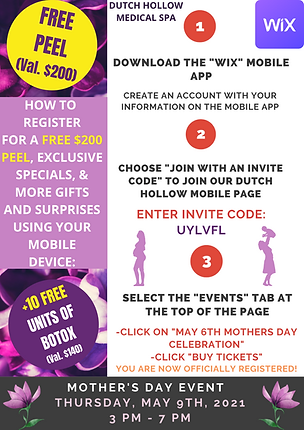 MOTHERS DAY EVENT 2021 FLYER POST  PG 2