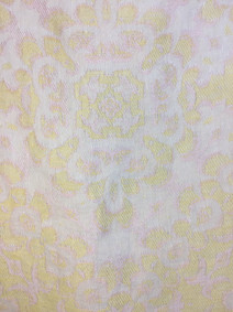 George Fabric - Pink-Gold