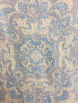 George Fabric - Blue-Pink