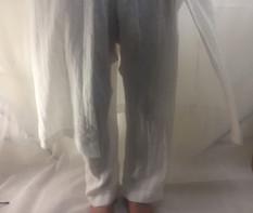 Sheer Linen Trousers