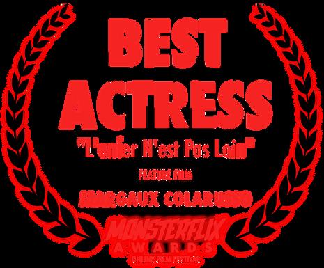 BEST_ACTRESS_-_L'enfer_N'est_Pas_Loi