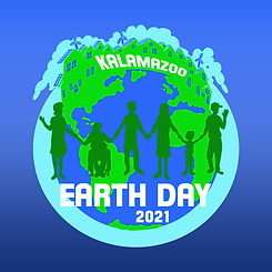 Kalamazoo Earth Day  square Social media