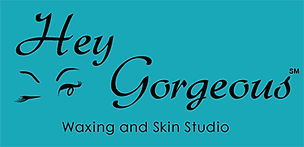 Hey Gorgeous Waxing and Skin Studio Logo