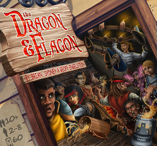 20. The Dragon and Flagon