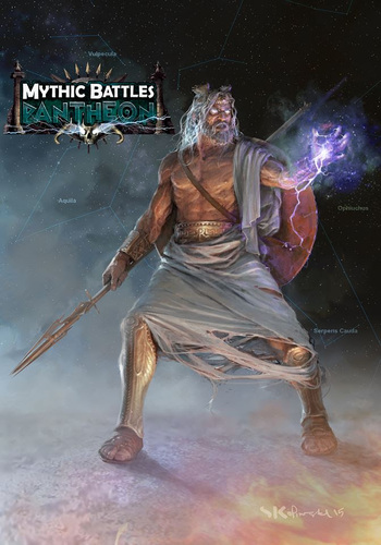 25. Mythic Battles: Pantheon