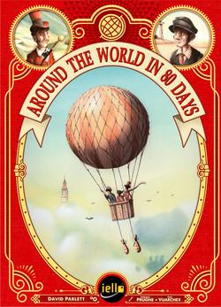 6. Around the World in 80 Days