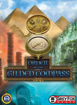 15. Order of the Gilded Compass