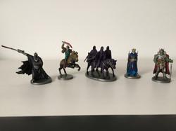 Sauron's Lieutenants