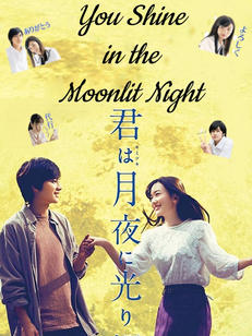 Affiche You Shine in the Moonlit Night.jpg