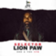 Dread Radio Show Lion Paw (New) .jpg