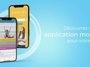 Avec (MobileCSE), donnez accès à toutes les infos et offres de votre CSE depuis un mobile !