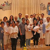 2019 Infant Baptism