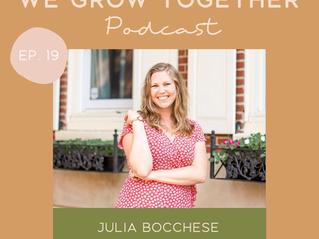 Ep. 19: Julia Bocchese, Julia Renee Consulting - Website SEO Optimization and Pinterest Strategy