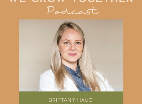 Ep. 29: Brittany Haug, Acupuncture South Jersey - Holistic Healing Through Acupuncture