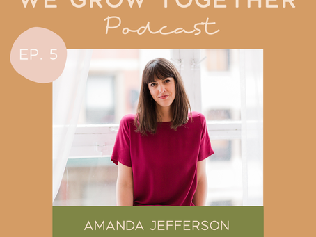 Ep. 5: Amanda Jefferson, Indigo Organizing - Creating a Space, Life, and Business That Sparks Joy
