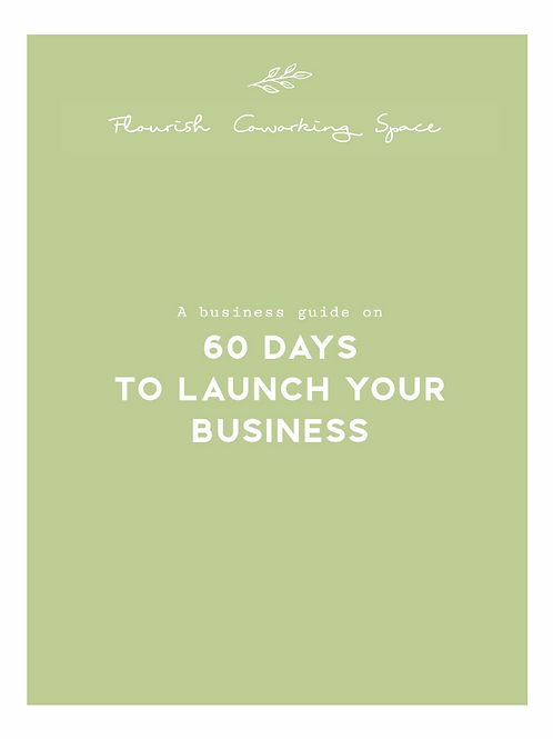 60 Days To Launch Your Business Guide