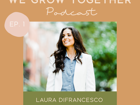 Ep. 1: Laura DiFrancesco - Becoming a Lawyer, Leaving Corporate Career, Launching a Business