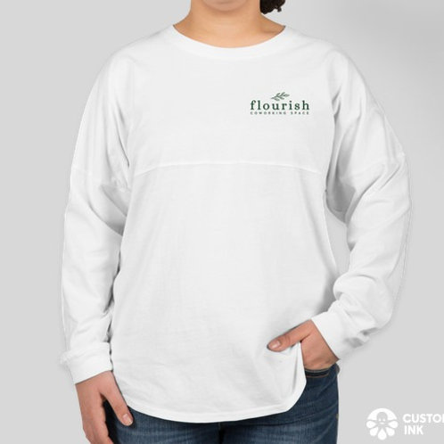 Flourish Jersey Long Sleeve T-shirt