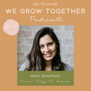 Ep. 7: Nikki Brafman, Human Design for Business - 5 Human Design Types and Living in Alignment