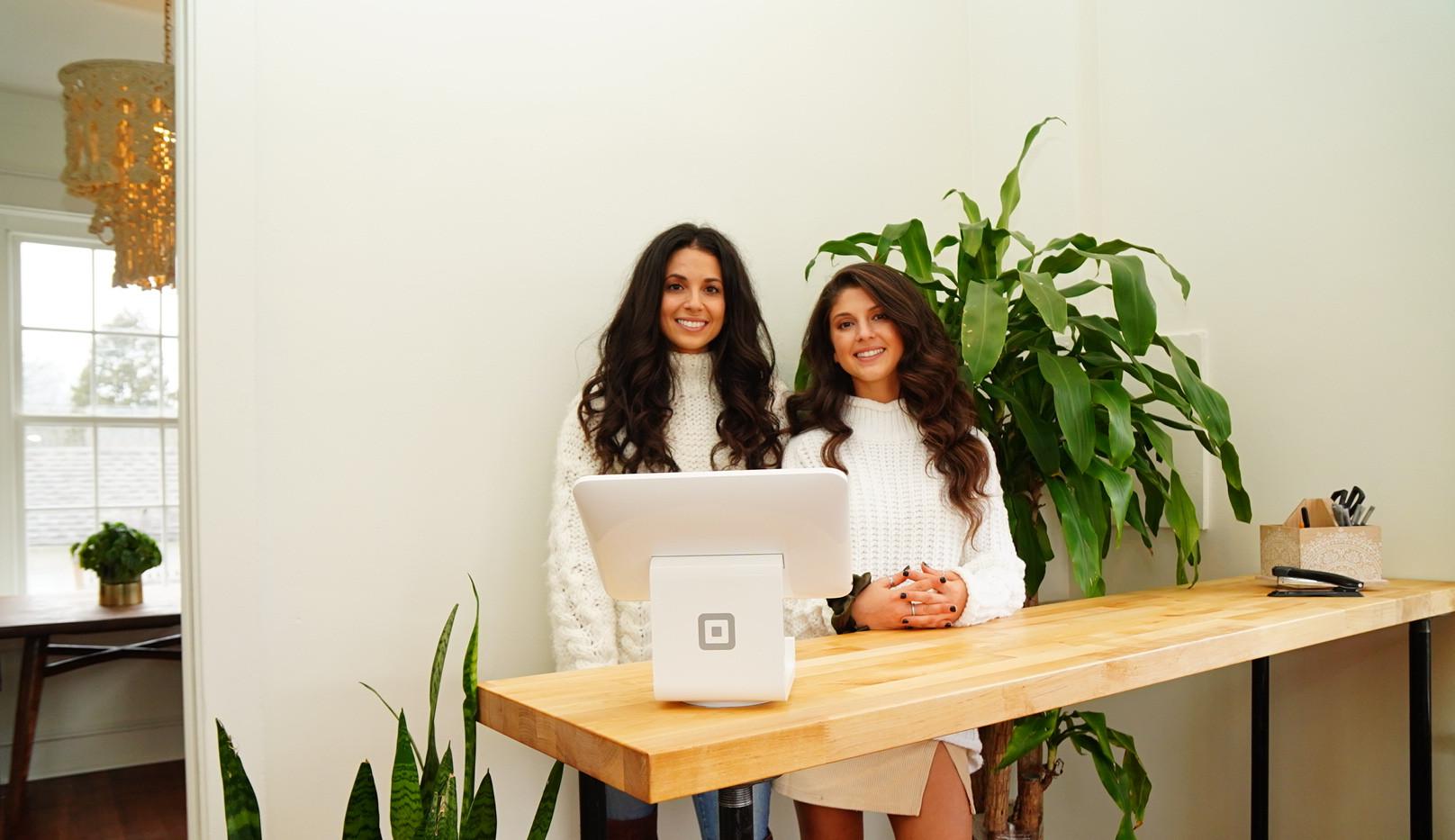 Founders, Laura & Lindsay