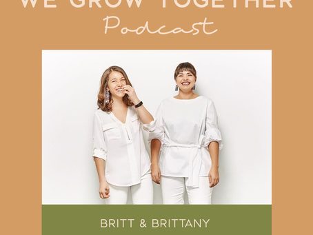 Ep. 31: Britt & Brittany, She Moves Philly - Friendship to Partnership & Scaling the Business