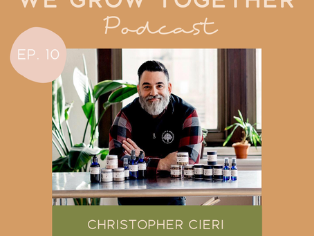 Ep.10: Christopher Cieri, Franklin & Whitman - The Activist CEO and Creating A Company That Cares