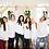 Thumbnail: Flourish Jersey Long Sleeve T-shirt