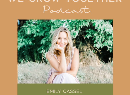 Ep. 26: Emily Cassel, Soulful Business Coach - Channeling Feminine Energy & Cycle Syncing