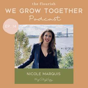 Ep.14: Nicole Marquis, HipCityVeg - Covid-19 Response, Building Successful Businesses, Leadership
