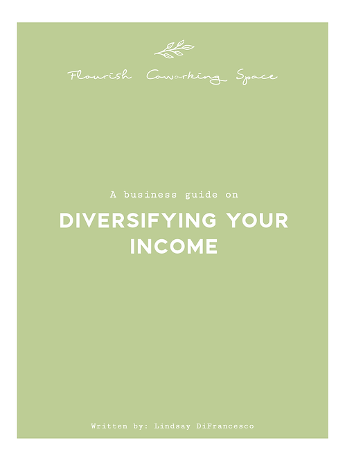 Diversifying Your Income Guide