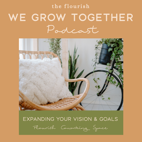 Ep. 28: Expanding A Vision & Setting Goals To Bring Your Dreams & Ideas To Life