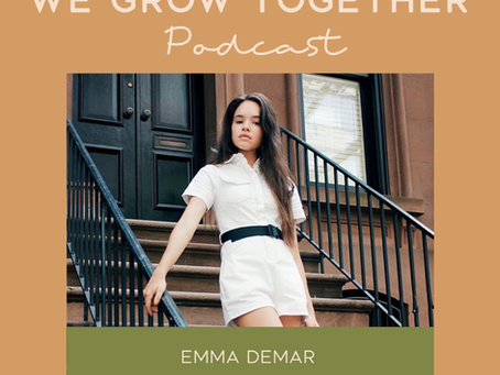 Ep. 27: Emma Demar, That Trendy Therapist - On Anxiety, Comparison, and Confidence