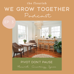 Ep. 3: Pivot Don't Pause - Navigating the Impact of COVID19, Transparent Financial Planning