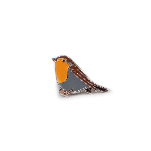 Circle Of Unity Pin Badge «Robin»