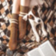 Шерстяные носки Sammy Icon Wool Mustard