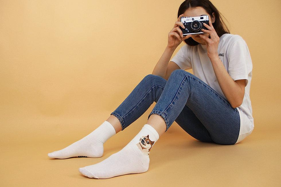 Super Socks нескучне носочки