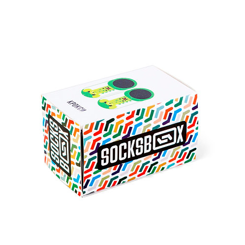 Socks Box - Ankle - Crocsy