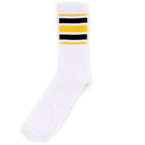 KF Original Socks - Stripes - Yellow/Black