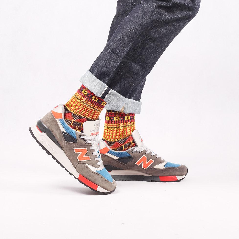 Yarn Works Socks at Sock Club Moscow