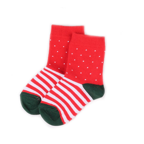Sammy Icon Kids 2 Pair Pack - Rudolf