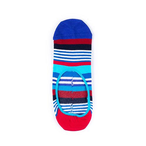 Happy Socks Liner - Multi Stripe