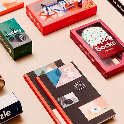 Дизайнерские подарк и носки DOIY