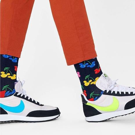 Носки Happy Socks с вишенками - Микки Маус Дисней