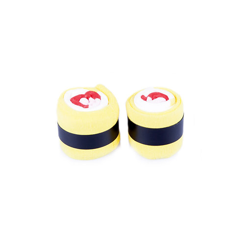 DOIY Maki Omelette Roll Socks