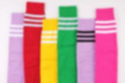 Классические гольфы с тремя полосами St.Friday Socks