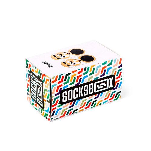 Socks Box - Короткие - Китти