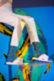 Дизайнерские носки с бананами Happy Socks x Andy Warhol